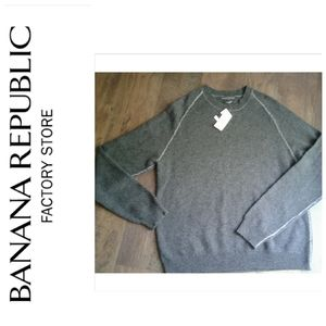 Banana Republic Factory Men's Lambswool Sweater